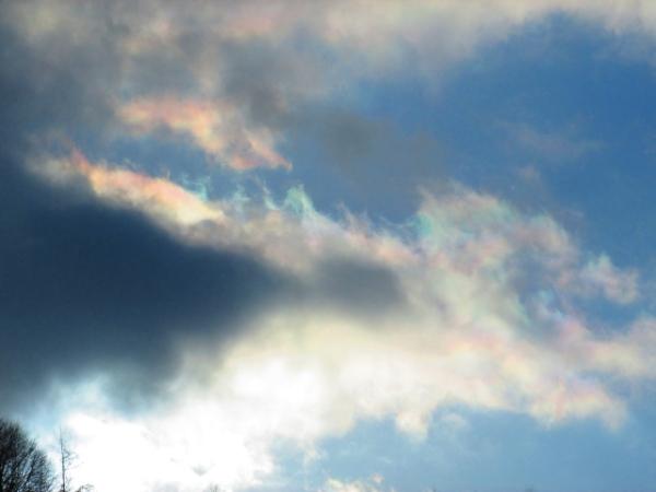 彩雲 at 蔵王