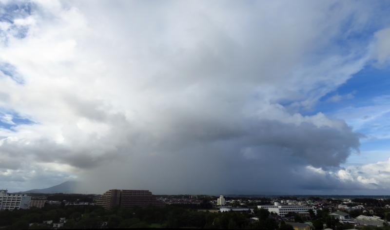 単一の積乱雲
